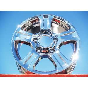 Toyota Tundra Set of 4 genuine factory 18inch chrome