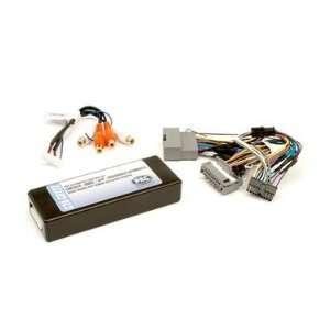 Pac Amplifier Integration Interface For Chrysler Lsft Ms