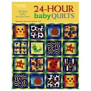 Leisure Arts 24 Hour Baby Quilts Arts, Crafts & Sewing