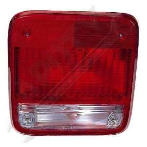 Depo 332 1928L US Chevrolet/GMC Van Driver Side Replacement Taillight