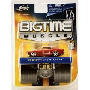 2006   Jada Toys   Big Time Muscle   1969 Chevy Chevelle SS