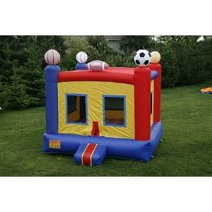 Sports Themed Bounce House Toys & Games