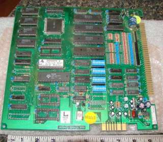 INFINITY GROUP LT101 W4 VINTAGE Z80 CPU SINGLE BOARD COMPUTER SBC