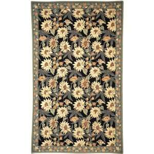 Safavieh Rugs Chelsea Collection HK247A 4 Black 39 x 59