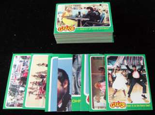 1978 Topps Grease Series 2 Trading Card Set (66) NM/MT Travolta