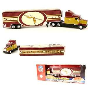 School 164 Scale Diecast Tractor Trailer (Approx 4 high x 10 long