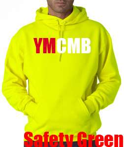 New YMCMB Young Money Cash Money Lil Wayne Weezy T Shirt Jerzees