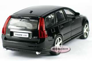 New Volvo V50 2009 132 Alloy Diecast Model Car With Sound&Light