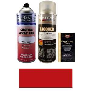 Metallic Spray Can Paint Kit for 1992 Ford Heavy Duty Truck (EK/M6413