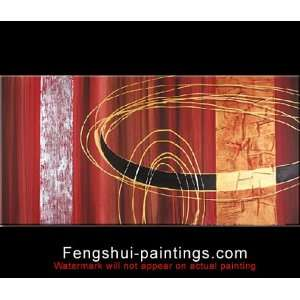 Abstract Art Paintings, Modern Abstract Artwork, Oil Painting c0777