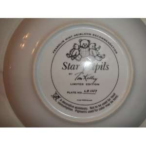 Franklin Mint Star Pupils Collectors Plate Everything