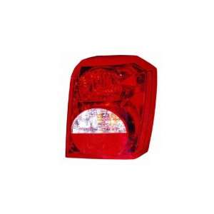 Dodge Caliber Passenger Side Replacement Tail Light