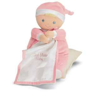 God Bless Baby with Blanket 11 Baby Gund Prayer Doll 58770 Baby