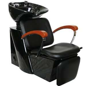 Salon Shampoo Backwash Unit Bowl & Chair SU 75 Beauty
