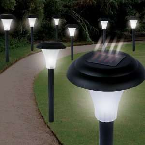 Best Quality Set of 8 Bright Solar Accent Lights