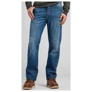 Mens Lucky Brand Jeans 181 Relaxed Straight in Ol Neptune