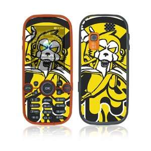 Monkey Banana Decorative Skin Cover Decal Sticker for Samsung Gravity