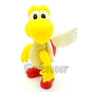 Action Figure Super Mario Bros KOOPA TROOPA^MS604