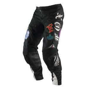 Fox Racing Platinum Graphic Steel Faith Pants Sports