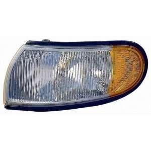 Mercury Villager/Nissan Quest Replacement Corner Light Unit   Driver