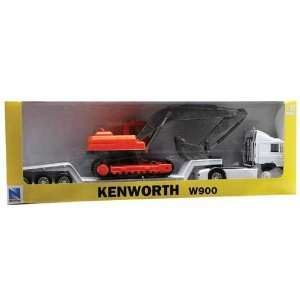 132 Man 19.603 FLS Construction Truck Trailer Diecast