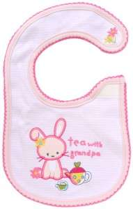 Infants toddler baby girl boy bibs