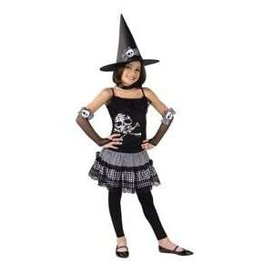 Witch Funky Punk Kids Costume Toys & Games