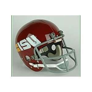 Iowa State Cyclones 1981 82 College Throwback Full Size Helmet by