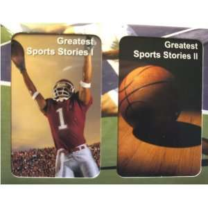 Greatest Sports Stories Playing Cards   108 Trivia Cards