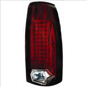 IPCW Red Led Tail Lights (1 Pair) 99 00 Cadillac Escalade Automotive