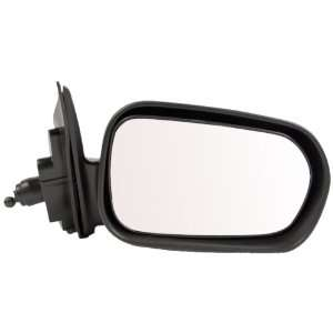 OE Replacement Honda Accord Passenger Side Mirror Outside Rear View