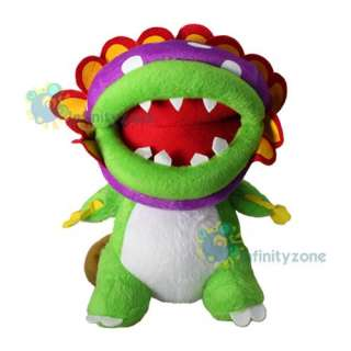 NEW Nintendo Super Mario Bros 7 Dino PIRANHA Plush Doll