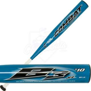 2012 Combat B3 Senior League  10 Bat B3SL1 28/18