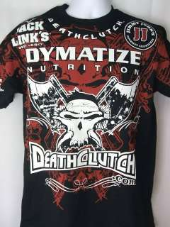 BROCK LESNAR UFC 121 Sponsors Death Clutch T shirt
