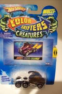 Hot Wheels Color Shifters Creatures RIG DOG