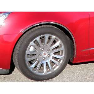 2010 2011 Cadillac CTS Sport Wagon 4pc Wheel Well / Fender