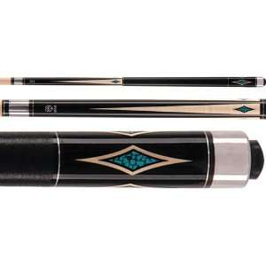 McDermott 58in Star S17 Two Piece Pool Cue Sports