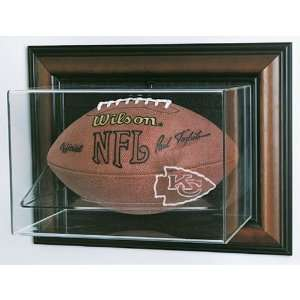 Kansas City Chiefs Nfl Case Up Football Display Case (Horizontal