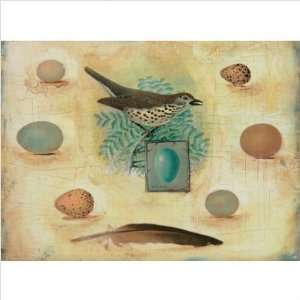 WeatherPrint 11047 Woodland Bird I Outdoor Art   Novak