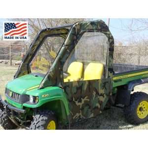 John Deere Gator HPX XUV Door/Rear Window Combo by GCL UTV