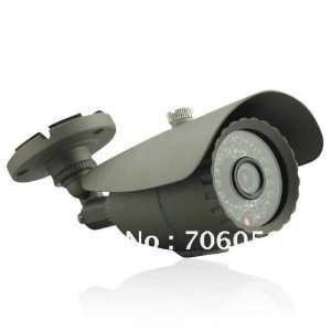 cctv ccd color camera with 3 axis bracket e94