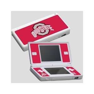 DS Lite Ohio State Buckeyes Logo Skin What Are Skins From