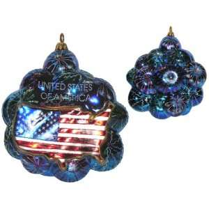 With Fireworks Polonaise Christmas Ornament AP1839