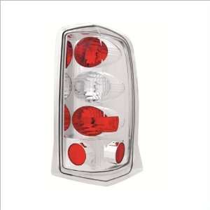 IPCW Clear Tail Lights (1 Pair) 02 06 Cadillac Escalade Automotive