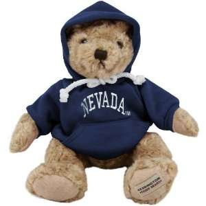 Nevada Wolf Pack 13 Hoody Bear Plush