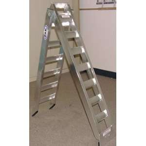 Folding Aluminum Heavy Duty Ramp ( 750lb ) Automotive