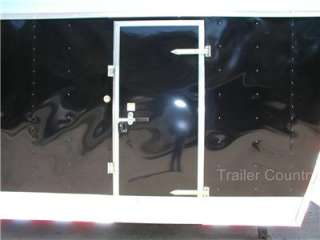 NEW 8.5 x 40 Enclosed Gooseneck Cargo Carhauler Trailer