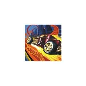 Hot Wheels High Speed Luncheon Napkins