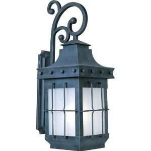 Maxim Lighting 85085FSCF Nantucket Outdoor Sconce, Country