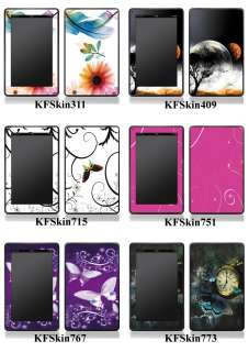 Kindle Fire (Latest Generation) Skin Sticker Decal Cover